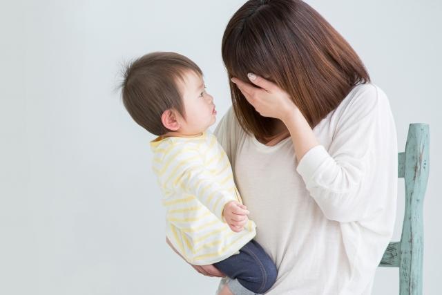 産後の悩みは、心のお悩みが多い