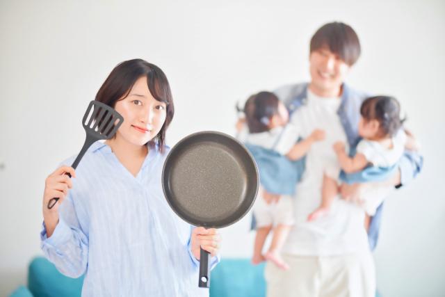 共働き夫婦の家事を楽にする方法を試そう